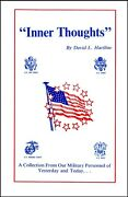 Inner Thoughts By David L. Hartline A Collection From Our Military Personnel