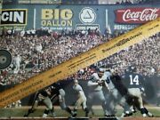 1962 Detroit Lions Ny Giants Photo Nfl Tickets Yankee Stadium Mets Picture Jets