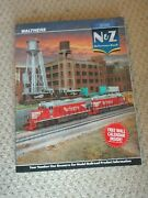 Walthers N Reference Book 2014 Catalog Model Railroad Rr Parts And Supplies