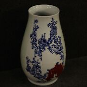 Vase Cup Furniture Object Chinese Oriental In Painted Ceramic Antique Style