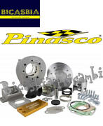 11940 - Cylinder Pinasco 225 Cc 960 Vtr Slave Vespa 200 Rally Whatand039s Px - Disc