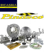 11942 - Cylinder Pinasco 215 Cc 957 Vtr Slave Vespa 200 Rally Whatand039s Px - Disc