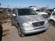 Automatic Transmission 163 Type Ml430 722.663 Fits 99 Mercedes Ml-class 333864