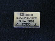 Ad Ad2702sd/883b Qty Of 1 Per Lot Series Voltage Reference Ic 14-cdip