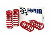Handr Race Lowering Springs For 00-05 Ford Focus And Svt Drop 2.0/1.75