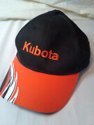 Kubota Orange Charcoal Embroidered Green And Sons Mount Sterling Ohio Snapback Hat