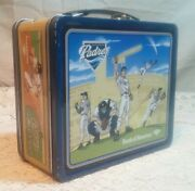 San Diego Padres Lunch Box Premium Bank Of America On A Mission 2010 Mlb Rare