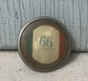 Rare Vtg 1.25 General Electric Co Employees Badge Ge Wwii 40s Fort Wayne In