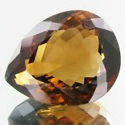 57.18ct Perfect Luster Imperial Topaz From My Grandfatherand039s Estate
