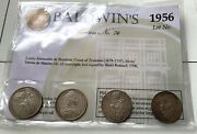 France Silver 4 Marine Tokens From Baldwinand039s Auction