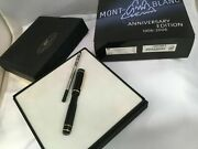 100 Years Historical Rollerball Pen Limited Edition New In Box