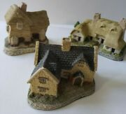 David Winter Cottages Meadow Bank Cottage Cotswold Cottage And The Village Shop