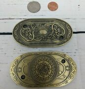 Fantasy Cthulhu Bar - Antiques Gold Finish- Larp Game Role Playing Rpg