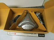 Polycom Voicestation 100 Conference Speakerphone System Wall Power Module +cable