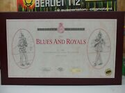 Britains 5293 Blues And Royals 486 Of 5000 12 Figures 1/32nd Scaleandnbsp
