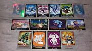Lot 14 Cartes Skylanders Giants Trading Cards Spyro's Adventure Activision Topps