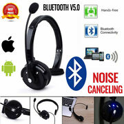 Bluetooth Headphone Wireless Gaming Headset With Microphone For Pc Mac Phones