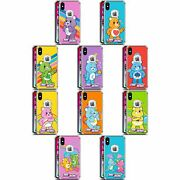 Care Bears Characters Silver Shockproof Fender Case For Huawei Lg Motorola