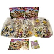 Lego Friends 3185 Summer Riding Camp 2012 Discont New Sealed Bags Pick Your Set