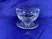 Waterford Crystal Maeve Footed Dessert Bowl Tramore A351