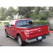 Truck Covers Usa Cr101mt-a American Hard Retractable Roll-up Tonneau Cover New