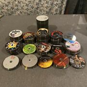 Lot Of 825+ Used Assorted Dvd Movies Seasons Dvds Blu Rays