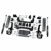 Zone Offroad D19n 6 Inch Suspension Lift Kit For 2012 Dodge Ram 1500 New