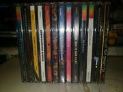 Rock 13 Cd Lot Hoobastank, Korn, Oasis, The Bravery, Audioslave And More M1