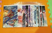The Amazing Spiderman 2015 Marvel - Lot Of 14 Issues Bet 1 - 23 High Grade Nm