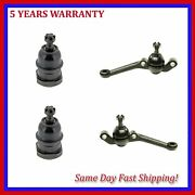 4pcs Suspension Ball Joint For 1962-1964 1966 Plymouth Valiant 200