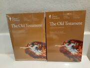 The Great Courses. The Old Testament. Dvds And Guidebook.