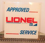 Lionel Mpc Service Station Decal From 1970