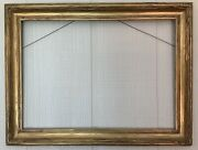 """Authentic """"newcomb Macklin"""" Carved Taos / Southwestern / Arts And Crafts Frame"""