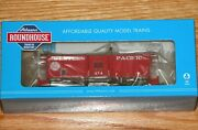 Athearn Roundhouse Rnd 7463 Bay Window Bicentennial Caboose Western Pacific Wp