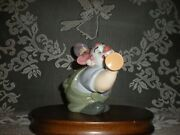 Nao By Lladro Sing Along Clown 1492