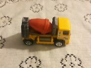 Matchbox 2006 Cement Mixer Used