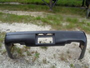 1990-1996 Nissan 300zx 2+2 Rear Bumper Cover With Hatch Option- Black Oem
