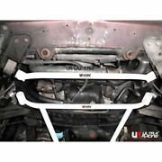 For 1989 Nissan Fairlady 300zx Z32 3.0 Ultra Racing Front Lower Bar Brace 2pts