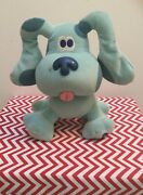 Blues Clues Stuffed Toy From Nickelodeon