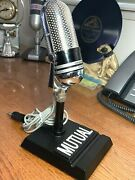 1960and039s Realistic Pill Microphone - Working Upgrade W/mutual Stand Calrad-aiwa