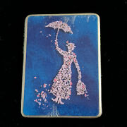 Disney Collector Pin Mary Poppins The Musical London Exclusive 2004 Sold Out