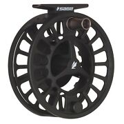 Sage Spectrum C Fly Reel Black - All Sizes - Free Backing - Free Fast Ship