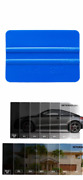 Roll Window Tint Film 2 Ply -- Free 3m Blue Squegee Best Tool For Instalation