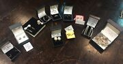 Retired Jewellers Old Storeroom Stock Old Silver And Gold Jewellery. Make An Offer