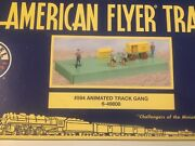American Flyer 594 Animated Track Gang 6-49808
