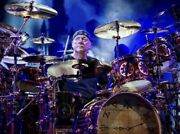 Neil Peart Rush Unsigned 8x10 Photo