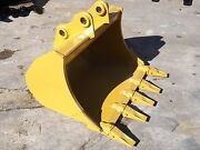 New 30 Excavator Bucket For A Caterpillar 303.5cr With Pins