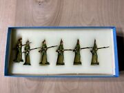 Military Miniatures By Martin Ritchie Toy Soldiers Set 139 Usmc Ww1 New In Box