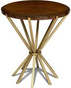 Scarborough House 8 Leg Occasional Table Rosewood Sculptural Antique Bras
