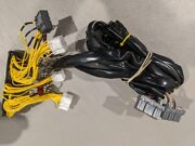 Greddy Emanage Ultimate Plug And Play Harness 07-08 Gd3 Honda Fit Pnp Wire Harness